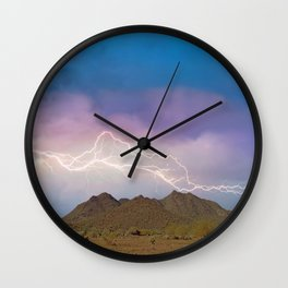Monsoon Overture II Wall Clock
