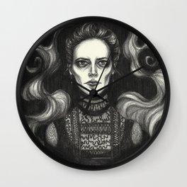 Miss Ives Wall Clock