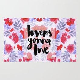 Lovers [Collaboration with Jacqueline Maldonado] Rug