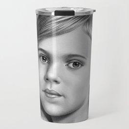 Child Portrait 01 Travel Mug