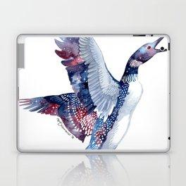 Nebular Loon Laptop & iPad Skin