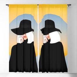 Gradient Diva Blackout Curtain