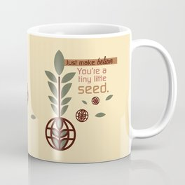 Tiny Little Seed Coffee Mug