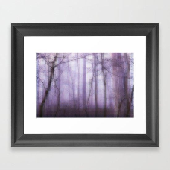 Dark Again Framed Art Print