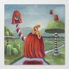 Mystic Voyage Canvas Print