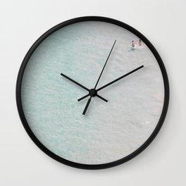 beach - summer of love II Wall Clock