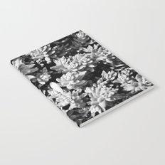 Succulent circle Notebook