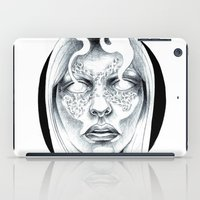 coven iPad Cases featuring Blind by Iris Illustration