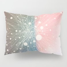 Connected Stars Pillow Sham