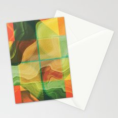 Abstract artwork Stationery Cards