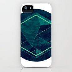 Thinking of a Foreign Girl iPhone (5, 5s) Slim Case