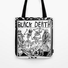 Black Death Crew Tote Bag