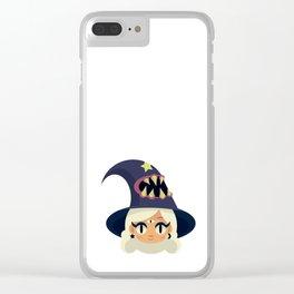 Hawthorn - Halloween 2017 Clear iPhone Case