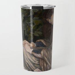 Dante Gabriel Rossetti  -  La Pia De Tolomei Travel Mug
