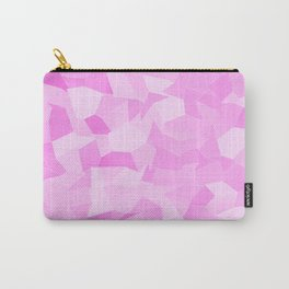 Geometric Shapes Fragments Pattern mag Carry-All Pouch