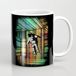 Trapped in Multiple Time Dimension Coffee Mug