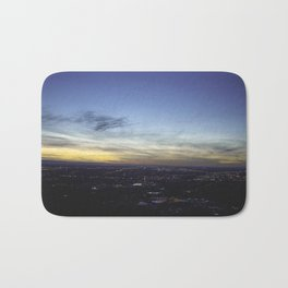 Boise Sunset Bath Mat