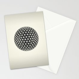 Sphere 2 Stationery Cards