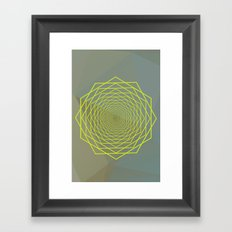 Geometrical 002 Framed Art Print