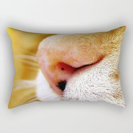 No Day Is So Bad It Can't Be Fixed With A Nap. Rectangular Pillow