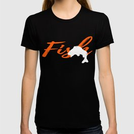 Unique Fish Graphic Tshirt T-shirt