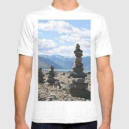 Chelan Rock Stacks T-shirt
