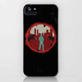 Law's Last Stand iPhone Case