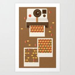 Ephemera - Part II Art Print