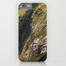 Sněžka Mountain Slim Case iPhone 6s
