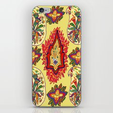 Paisleys iPhone & iPod Skin