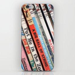 Beginner Books iPhone Skin