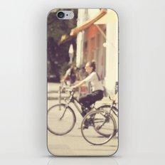 Riding iPhone & iPod Skin