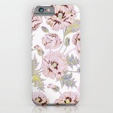soft poppies iPhone 6s Slim Case