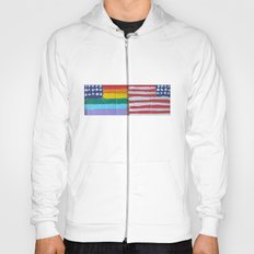 Flags for The Future 3 Hoody