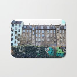 Homes, Vesterbro, Copenhagen Bath Mat