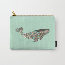 The 52 hertz whale Carry-All Pouch