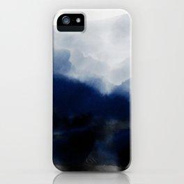 Boundary iPhone Case