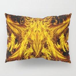 Deva Asura Gold Pillow Sham