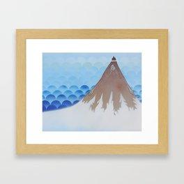 Ninhursag Framed Art Print