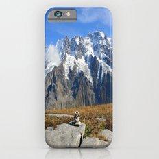 Trail Blazing the Alps Slim Case iPhone 6s