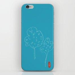 Lovers iPhone Skin