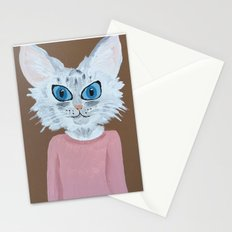 Baby the Cat Stationery Cards