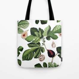 Figs White Tote Bag