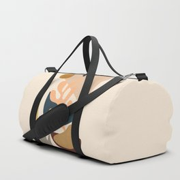Modern Art Duffle Bag