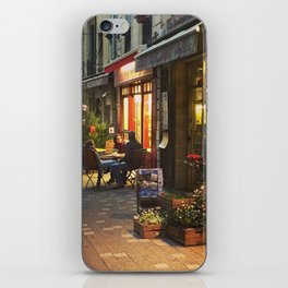 Evening in Provence Village iPhone Skin