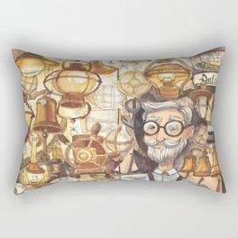 An antique store Rectangular Pillow