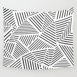 Ab Linear Zoom W Wall Tapestry