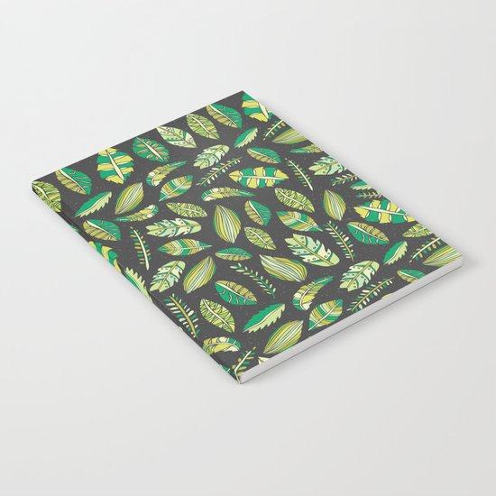 Night Tropical Jungle Notebook