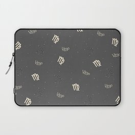 Virgo Pattern Laptop Sleeve