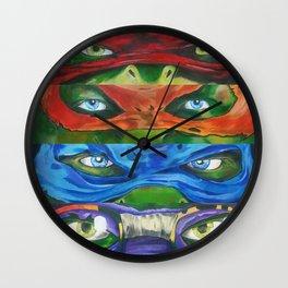 brothers Wall Clock